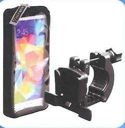 CLIP SMARTPHONE VELO/POUSSETTE ECRAN MAX 6,3''''