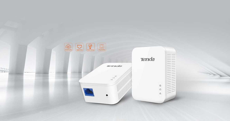 Tenda du Switch, des CPL et Routeurs.. 0