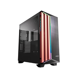 BOITIER PC GAMING DARKBLADER S ALUMINIUM RGB FULLTOUR