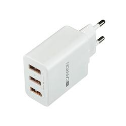 CHARGEUR SECTEUR 3 X USB 4.2A