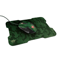 GAMING PACK GXT 781 RIXA CAMOUFLAGE SOURIS + TAPIS