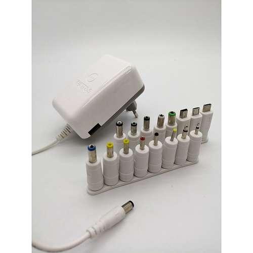 CHARGEUR UNIVERSEL 2000mA 16 CONNECTEURS + USB 0