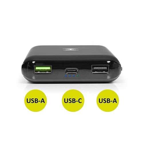CHARGEUR 18 000 MAH 45W TYPE C PD – RETAIL 900117-port-powerstation18000mah45wtypecpd-connectors