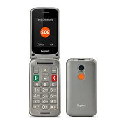 LOT DE 6 TELEPHONES MOBILES GL590 AVEC CLAPET TOUCHES LARGES ET FONCTION SOS